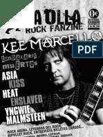 Fancine La OLLA Numero 46 Music Rock Magazine