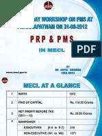 Mecl Prp Presentation
