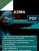 Tratamiento del Asma Aguda en Pediatría