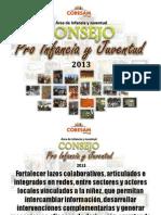 CPIJ 2013 - Presentacion