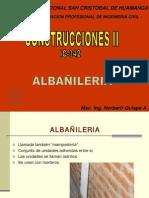 5ta Clase Construcciones II