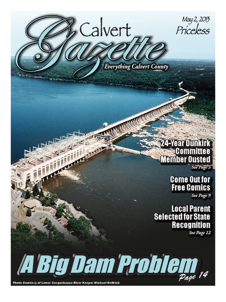 2013-05-02 Calvert Gazette | Water Heating | Violence