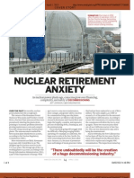 nuclear retirement anxiety
