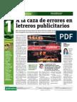 Publimetro - Cacería de Erratas 2013