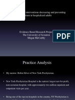 Evidence-Based Research Presentation