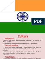 Trabalho de Geografia sobre a India