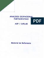 analisis ocupac