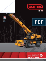 ERKE Group, Locatelli Gril 8700T Şehir içi Mobil Vinçler Kataloğu