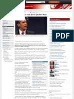News Bbc G20 Summit