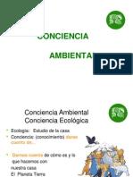1. Presentacion Conciencia Ambiental 11CFE Julio