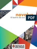 Projeto Nova Luz - Cartilha