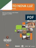 Plano de urbanização de ZEIS