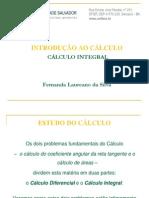 AULA 1 Introdução ao Cálculo Integral