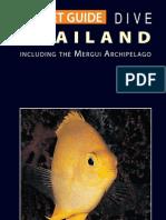 Pocket Guide DIVE Thailand 2009 Edition