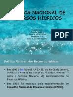 Politica Nacional de Recursos Hidricos2