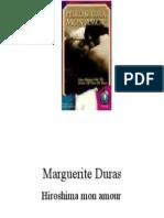 Duras, Marguerite - Hiroshima Moun Amour