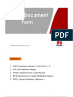 Main - Quality Document Form
