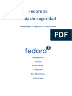 Fedora 18 Security Guide Es ES