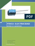 Informe Relacion Capacitor Cargas Voltaje