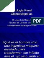 16-Nefropatología  Glomerular y Vascular