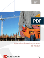 Agreation Des Entrepreneurs de Travaux 2011 Tcm326-32599
