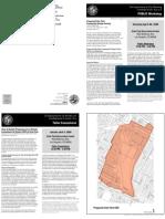 Echo Park Design Overlay Workshop