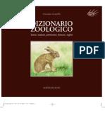 Dizionario Zoologico