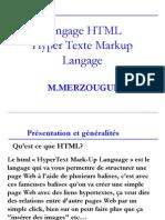HTML Merzougui