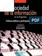 Mastrini y Califano_Sociedad de la Información