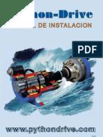 Handleiding Python-Drive Spaans