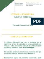 AULA 2 Integral Indefinida
