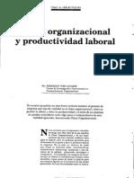 Clima Organizacional Productividad Herramientas