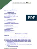 Luis Cernuda. Examen Selectividad