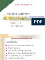 Best Eg Routing_algorithm