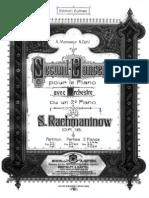 Rachmaninov - 18 - Piano Concerto n.2