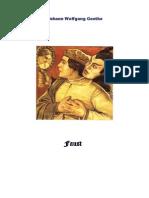 J. W. Goethe - Faust