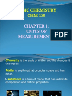 Units of Measurement