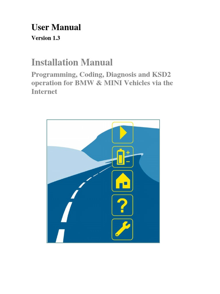 Ista Bmw Installation Manual V1 3 | Internet Explorer | Electrical