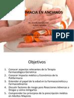 POLIFARMACIA ANCIANOS
