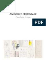 Animation Sketchbook