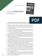 Domingo F. Sarmiento (guía de lectura)