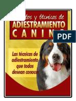 116260432 Copia de Secretos y Tecnicas de Adiestramiento Canino