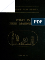 51637423 Norman Frederick de Clifford What is Free Masonry 1915