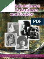 Libro Historia Mujeres Ecuador Web