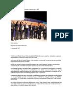 01-05-2013 La Prensa - Entrega Moreno Valle Basificaciones a Maestros de La SEP