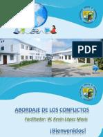 Conferencia, Abordaje de los Conflictos, Kevin López