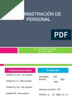 A.P. Unidad I - La interacción entre personas y organizaciones