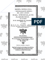 El Loro Del Chocolate. Chocolate Zamorense. Labrador