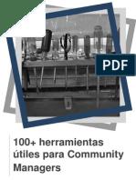 100 Herramientas Para Community Managers