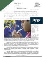 02/05/13 Germán Tenorio Vasconcelos 18% DE LA POBLACIÓN DE 12 A 65 AÑOS SON FUMADORES ACTIVOS